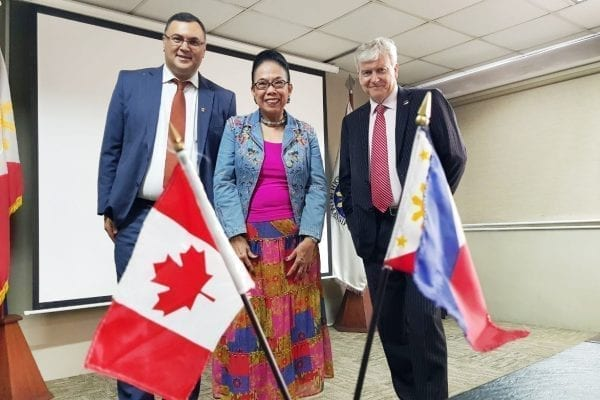 Canadian Bureau for International Education, the Commission on Higher Education launch project to strengthen the qualifications and capacity of Filipino higher education institutions