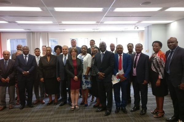 African Diplomats