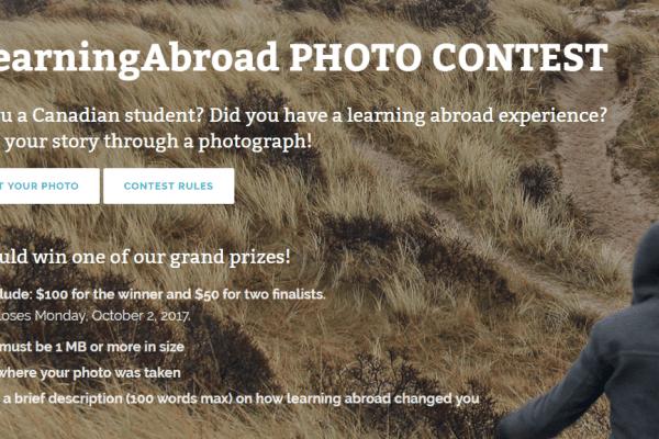 CBIE Photo Contest