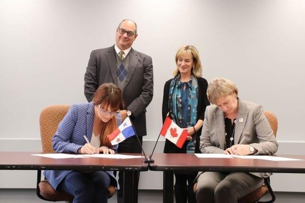 Le Canada et le Panama renforcent leur coopération bilatérale par un nouveau programme de mobilité pour les étudiants de deuxième et troisième cycle