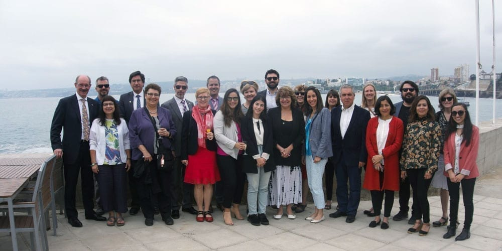 CBIE mission to Chile
