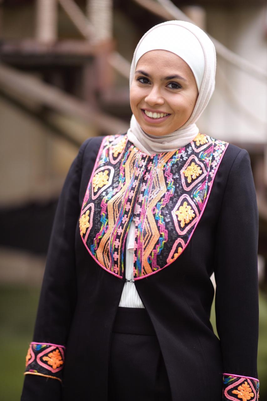 Jordanian women entrepreneur
