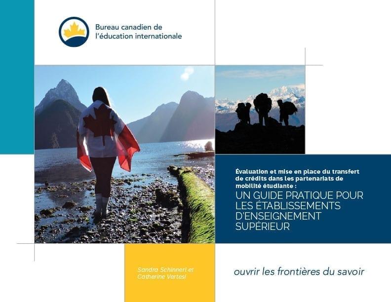 Évaluationet mise en place du transfert de crédits dans les partenariats de mobilité étudiante : Un guide partique pour les établissements d'enseignement supérieur