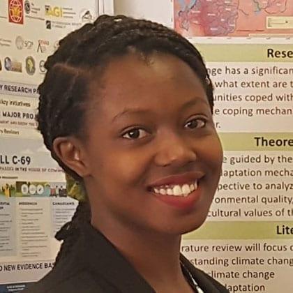 Photo of Clarisse Uwamahoro