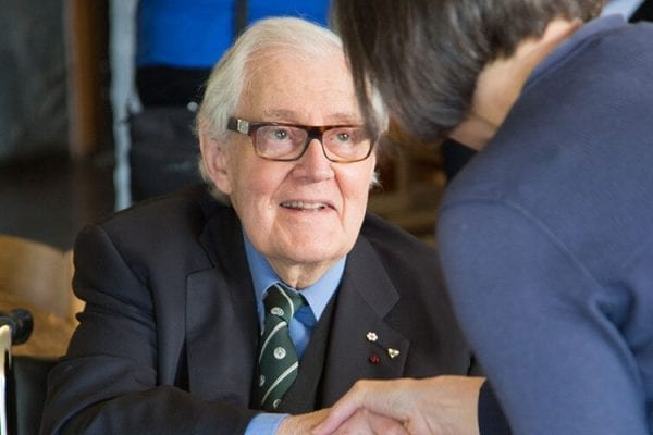 CBIE remembers one of its founders, Professor Thomas H.B. Symons
